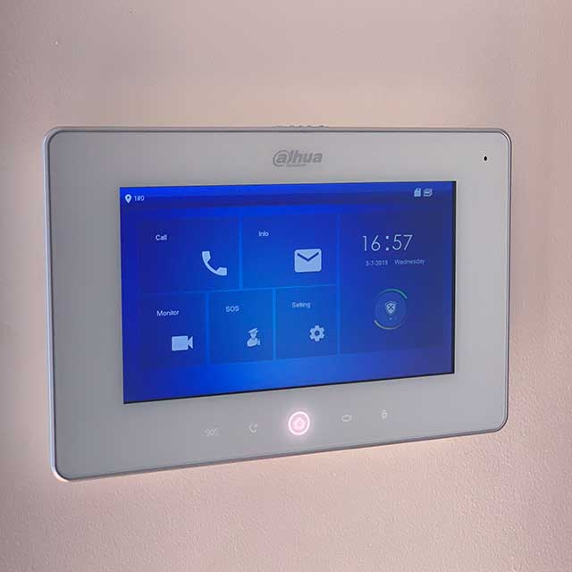 Dahua Intercom Monitor